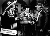 The Bullfighters - Stan Laurel, Oliver Hardy 1945
