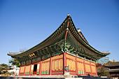 Asia, Korea, Seoul, Deoksugung Palace, Gyeongungung Palace, Deoksu ...